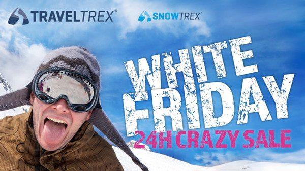 SnowTrex - black friday
